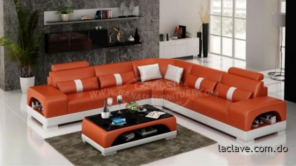 Muebles modelo c250m30 laclave republica dominicana - Salones arabes modernos ...