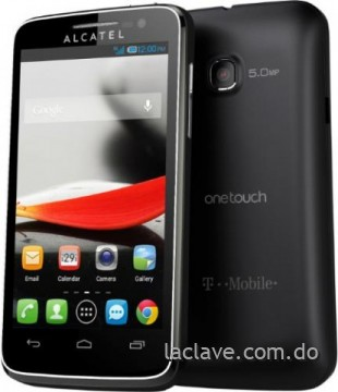 ALCATEL ONE TOUCH EVOLVE2