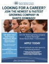 Apply TODAY and become part of the fastest growing BPO in the Dominica