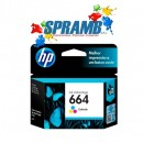 Cartucho de tinta tricolor HP 664 Advantage