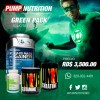Combo proteinas GREEN PACK