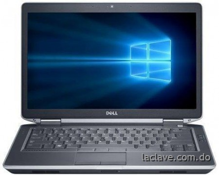 Dell Latitude E6430 Core i7 a 30 Ghz Nvidia 1GB GDDR5 8G