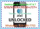 Desbloqueo de iPhone AT & T Premium 100 Seguro