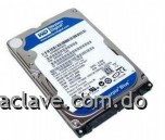 Disco duro de laptop 500GB SATA 5400rpm nuevo sellado