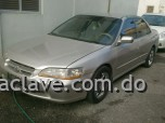 Honda Accord 1998 Dorado 4cil