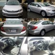 Honda Civic EXL Full Gris Recien Import 12