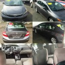 Honda Civic LX Gris 12