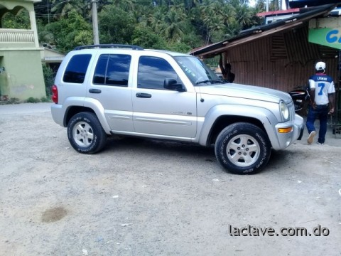 Jeep Liberty Limited 2002 4x4 Full Time