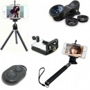 KIT SELFIE TRIPOD BLUETOOTH LENS
