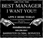 NOW WE ARE LOOKING FOR MANAGERS