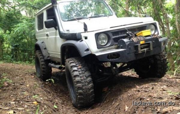 Suzuki Samurai 1993 Offroad 4x4 Monteo Rep Dominicana