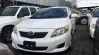 Toyota Corolla 2009 blanco NEGOCIABLE