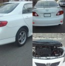 Vendo Toyota Corolla S Full 2009 640000 Negociable