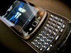 blackberry 9800 slider con pantalla touch y teclado qwerty a