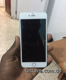 iPhone 6 Plus Silver 16gb -