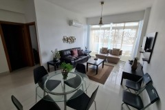 Apartamento en alquiler amueblado totalmente moderno en Bella Vista DN