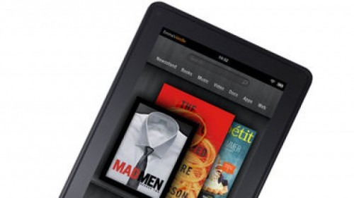 Amazon Kindle Fire 8GB Wi-Fi 7 pulg Android Tablet