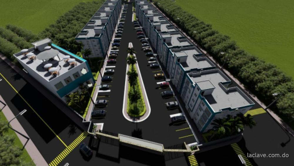 Apartamentos de 3 habitaciones en Av Hipica