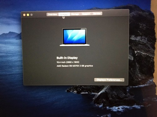 Apple Core I7 Macbook Pro Retina 2015 Ati R9 2gb 16gb Ssd500
