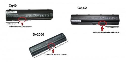 Bateria Original Hp Pavilion Cq40 Dv4 Dv5 Dv6 Cq50 Cq60 Cq70