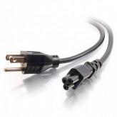 Cable 3 entradas para fuente de laptop marca HP 213349-001