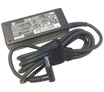 Cargador HP plug azul Split Spectre Pavilion Chromebook