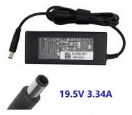 Cargador Para Laptop Dell Nuevo 195v 334a Conector 7450mm