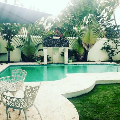 Casa El Millón con piscina