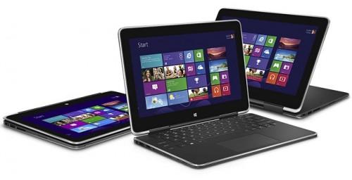 Dell XPS 11 Ultrabook convertible 116 Intel Core i5-421