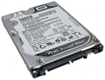 Disco duro SATA 500GB 7200RPM para laptop 16MB cache
