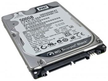 Disco duro SATA 500GB 7200RPM para laptop 16MB cache