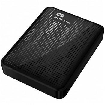 Disco duro externo portatil 500GB WD My Passport Essential U