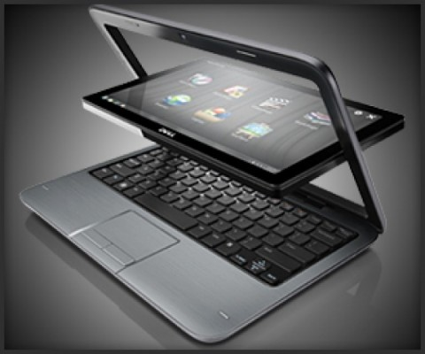 Inspiron Duo una laptop convertible