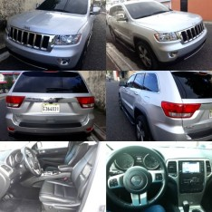 Jeep Cherokee Ladero 4X4 Motor V6 Gris 11