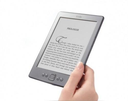 Kindle Wi-Fi pantalla E Ink de 6