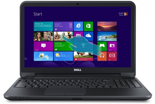 Laptop Dell Inspiron 3521 Core i3 3ra Gen 500GB 6GB RAM