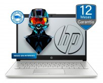 Laptop Hp 14 Amd Ryzen 3 3250u 1tb Ram 4gb Radeon