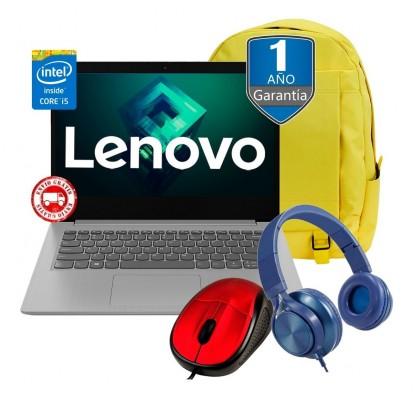 Laptop Lenovo Ideapad Intel Core I5 10ma 512gb Ram 8gbKit