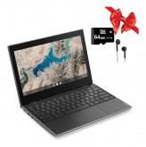 Laptop Mini Lenovo Chromebook Amd A4 Radeon Ram 4gb 32gb Ssd