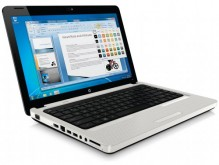 Laptop barata HP G42 Core i3 640GB