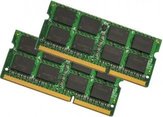 Memoria 4GB DDR3 para laptop pc3-10600 1333mhz