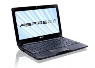 Mini Laptop Acer Aspire One D257 nueva cámara WiFi 250