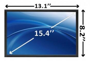 Pantalla de laptop 154 con brillo instalacion incluida