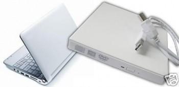 Quemadora de DVD USB booteable para Mac y PC
