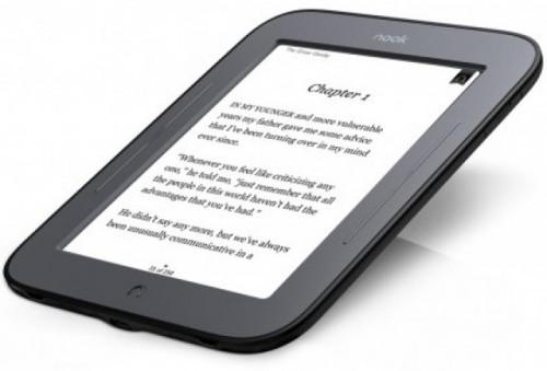 Si te gusta la lectura Nook Simple Touch es para ti