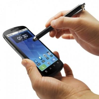 Stylus capacitiva Bestek para iphone ipad galaxy tab