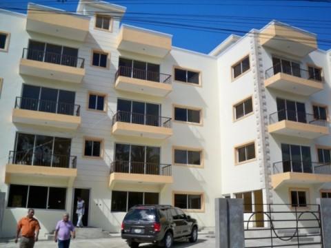 Venta de apartamentos proyecto cerrado